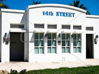 14th Street Public Restroom