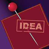 Ideas Stamp