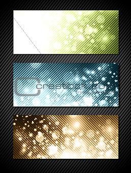 Bright Banner Set