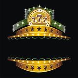 Vector casino icon