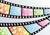 a film strip