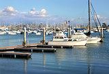 dock at the bay