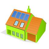 Green Family House