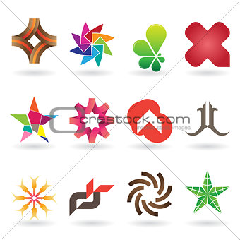Contemporary Logo and Icon Collection