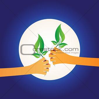 Share Green!