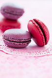 Sweet macaroons