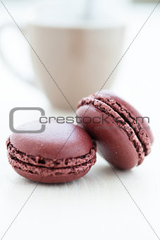 Two macaroons