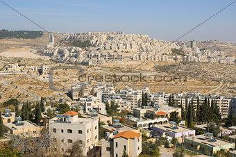 View of Har Homa