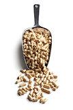 Wooden pellets -bio fuel.