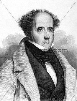 Francois Rene de Chateaubriand