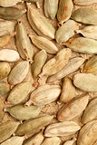 cardamon seeds background