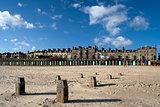 Lowestoft Beach, Suffolk, England