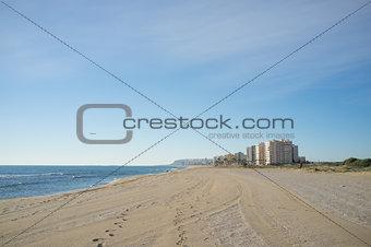 Southern Alicante coast