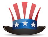 US Top Hat – Uncle Sam