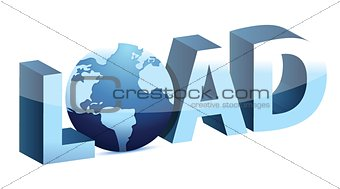 Load globe