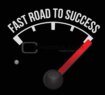Speedometer scoring fast road to success