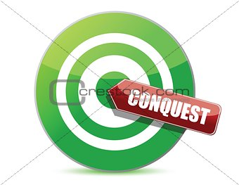 green conquest darts target aim