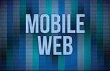 Mobile Web sep concept
