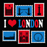 I love London