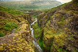 Glymur canyon