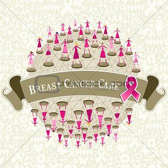 Global breast cancer awareness