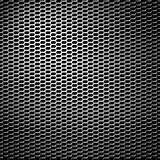 metal honeycomb grid