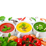 traffic light soups