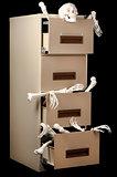 Skeletons in cabinet