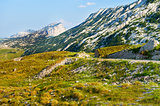 mountains of Durmitor