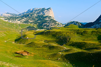 valley of Durmitor