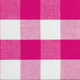 Real seamless pattern of gingham traditional tablecloth suitable