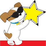 Cute Puppy Star