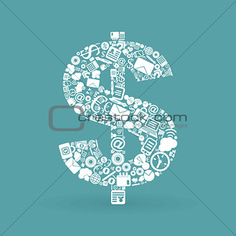 Business dollar