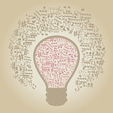 Music a bulb