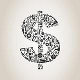 Tool dollar