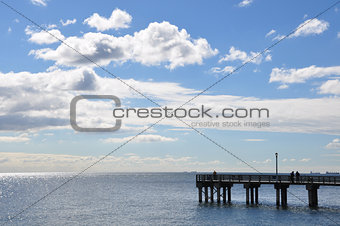 Steeplechase Pier