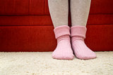 Warm woolen socks