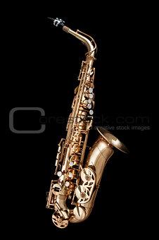 Saxophone Jazz instrument