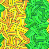Crossed lines seamless pattern