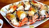 grilled shrim