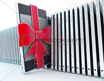 mobile phone gift