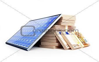 solar panel euro