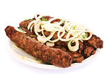 Beef kebab