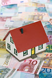 Symbol for home financing (Euro)