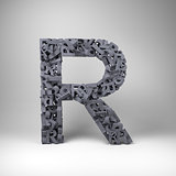 Letter R