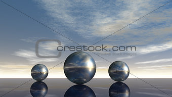 metalspheres