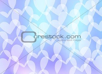 air background-heart