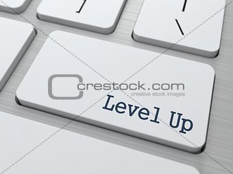 Level Up Button.