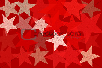 stars grunge pattern abstract illustration