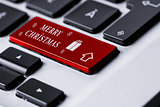 Keyboard MERRY CHRISTMAS